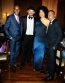 Personality Karamo Brown, Director Anthony Hemingway, guest, and Honoree Benjamin Corey Jones