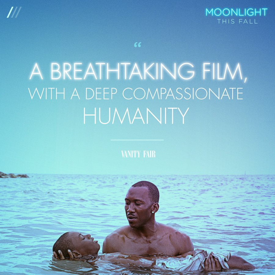 Moonlight - Better Brothers LA Night at the Movies 10/21