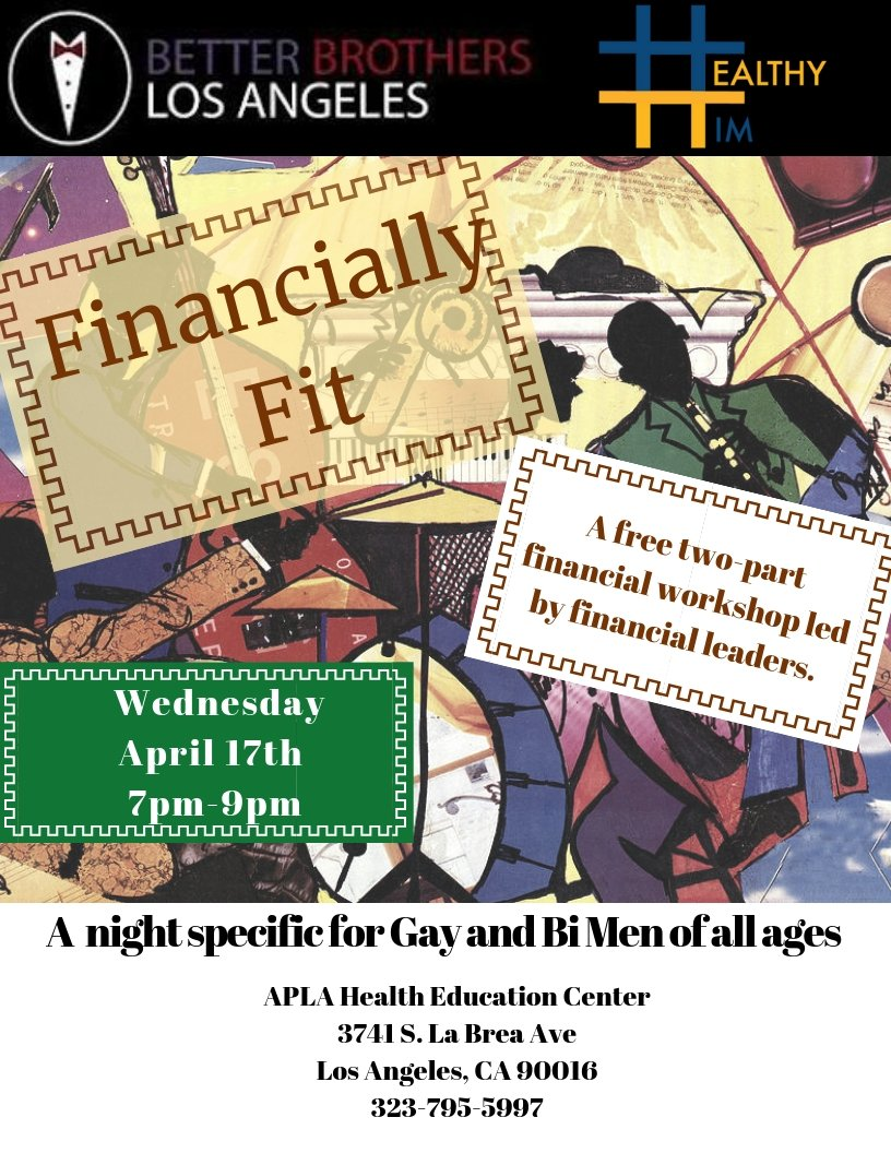 Financially Fit 4/17